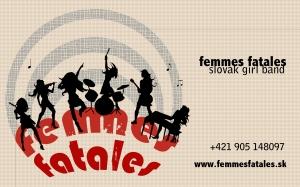 Femmes Fatales vizitka