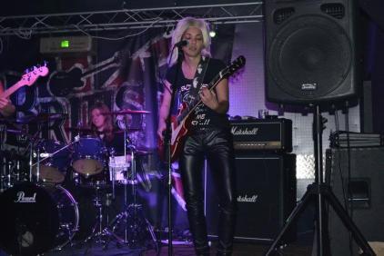 Femmes Fatales Krst CD Strygon British Rock Stars