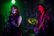 Femmes Fatales 100.koncert Brithish Rock Stars